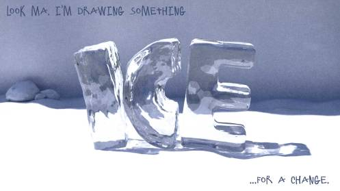Ice rendering